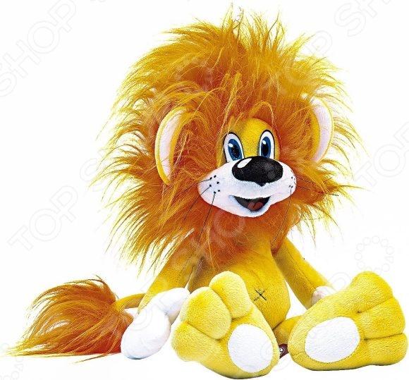 Мягкая игрушка Малыши «Львенок» 071340