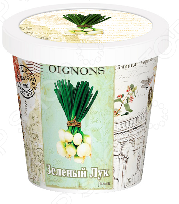 Набор для выращивания Rostokvisa «Зеленый лук»