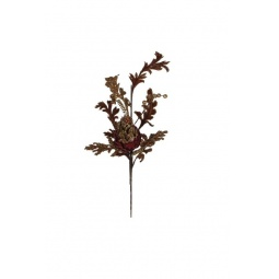 фото Украшение новогоднее Katherines Collection «Цветок на ветке»