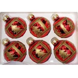 фото Набор новогодних шаров Новогодняя сказка 971958