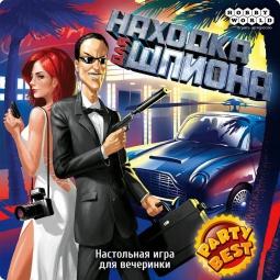 Купить Игра настольная Мир Хобби «Находка для шпиона»