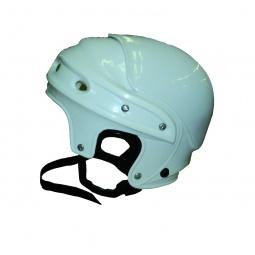 фото Шлем хоккейный ATEMI «Мега». Цвет: белый