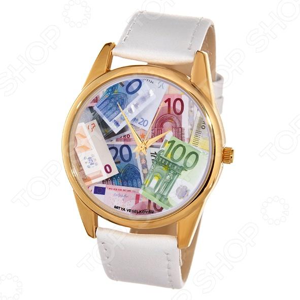 Часы наручные Mitya Veselkov «Евро» Shine