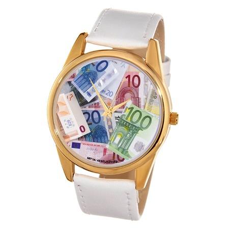 Купить Часы наручные Mitya Veselkov «Евро» Shine