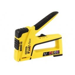 Купить Степлер 4 в 1 STANLEY Light Duty TR400 Fatmax FMHT6-70411
