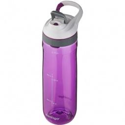 фото Бутылка для воды Contigo Cortland. Цвет: фиолетовый