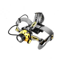 фото Фонарь налобный Fenix HP11 Cree XP-G R5. Цвет: желтый