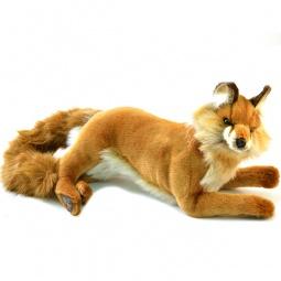 Купить Мягкая игрушка Hansa «Лиса лежащая»