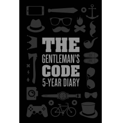 Купить The Gentleman's Code. 5-Year Diary