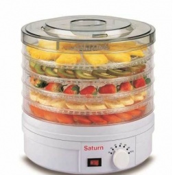 фото Сушилка для овощей и фруктов Saturn ST-FP 8504