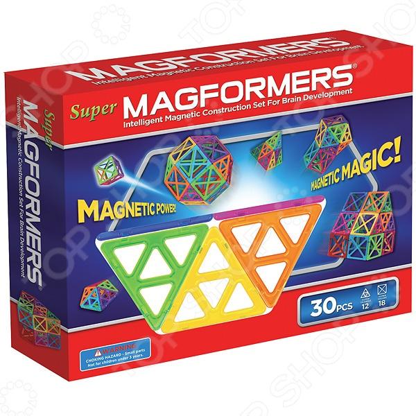 Конструктор магнитный Magformers «Супер - 30» Конструктор магнитный Magformers «Супер - 30» /