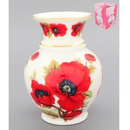Купить Ваза Elan Gallery «Маки» 740029