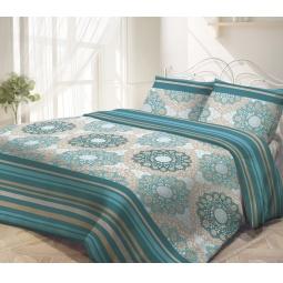 фото Комплект постельного белья Гармония «Восток-Запад». 1,5-спальный. Размер наволочки: 70х70 см — 2 шт