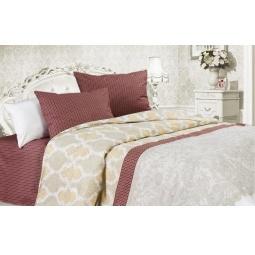фото Комплект постельного белья Романтика 320190 «Нежный шепот». Евро