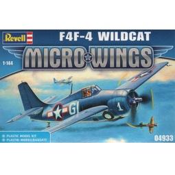 Купить Сборная модель истребителя Revell F4F Wildcat