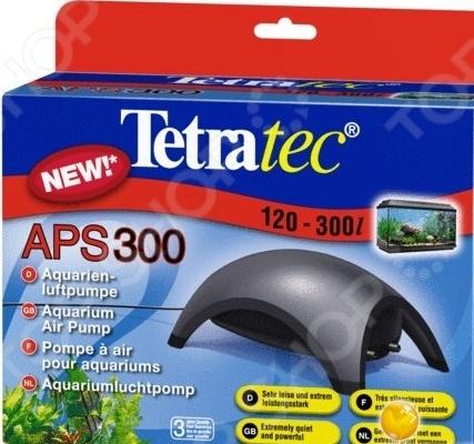 Компрессор для аквариума Tetra Tetratec APS фильтр tetra внутренний tetratec easy crystal box 600 50 150л
