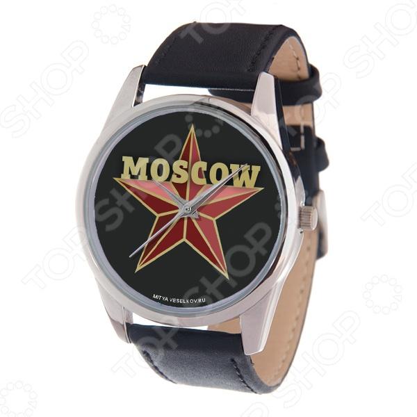 Часы наручные Mitya Veselkov Moscow Star MV часы наручные mitya veselkov часы mitya veselkov одри на белом курит арт mv 38
