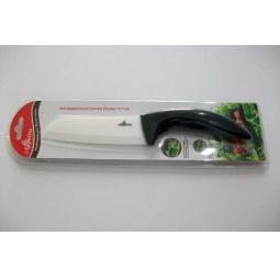 фото Нож керамический Appetite Сантоку. Цвет лезвия: белый