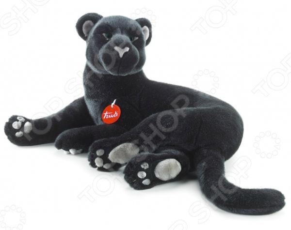 Мягкая игрушка Trudi Пантера Ирис лежачая