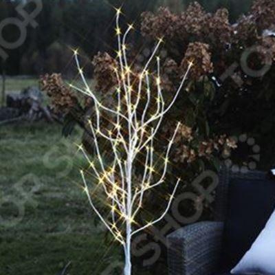 Дерево декоративное Star Trading Tobby TreeГирлянды<br>Дерево декоративное Star Trading Tobby Tree - оригинальное рождественское украшение которое поможет создать атмосферу настоящего праздника. Волшебное мерцание и приятный свет сделают ожидание праздника еще более сказочным и приятным. Зимние праздники - самые любимые и долгожданные и это не удивительно, ведь Рождество и Новый Год - это всегда ожидание чего-то невероятного, сказочного и волшебного и для того, что бы это волшебство не рассеялось в ежедневных заботах и хлопотах стоит уделить особое внимание украшению интерьера. Дополните традиционную ёлку рождественскими композициями, венками, свечами, гирляндами и конечно не забудьте о праздничном декорировании фасада дома. Пусть ваш дом засияет праздничными огнями и заиграет яркими красками и тогда грядущий год непременно принесет в вашу семью счастье и радость.<br>