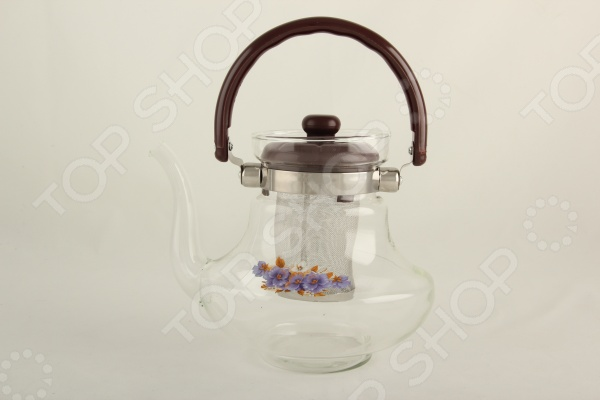 Чайник заварочный Коралл COZ06-0005 Lermony заварочный чайник коралл 1 2 л