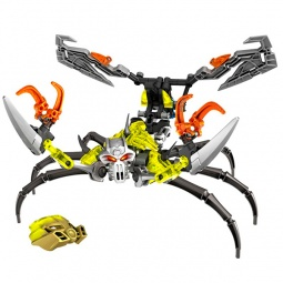 фото Фигурка сборная LEGO «Череп-Скорпион»