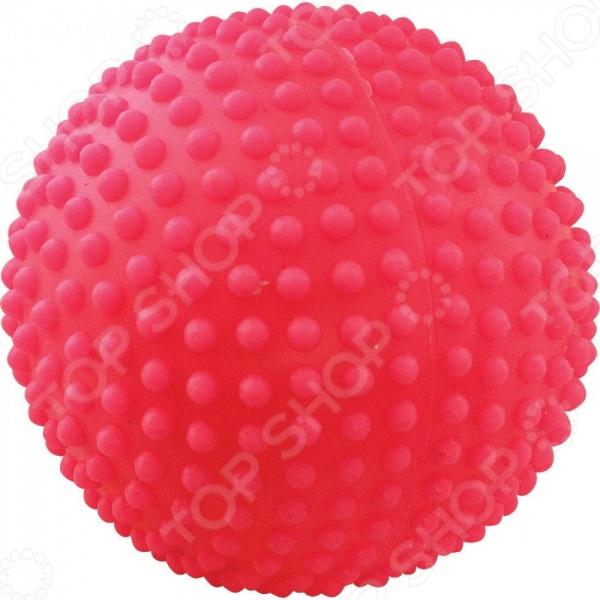 Игрушка для собак ЗООНИК «Мяч игольчатый». В ассортименте игрушки для животных zoobaloo игрушка для кошки бамбук меховой мячик на резинке 60см