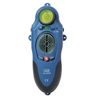 Купить Детектор скрытой проводки и металла с лазерным уровнем СЕМ LA-1010