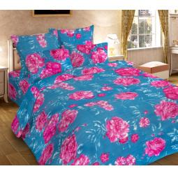 Комплект постельного белья DIANA P&W «Алый пион». 2-спальный