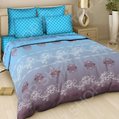 Комплект постельного белья Василиса «Стамбул» комплект постельного белья василиса стамбул