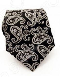 Галстук Mondigo 31025 это стильный мужской галстук из высококачественной микрофибры с шириной у основания 10 сантиметров. Галстук давно стал неотъемлемым аксессуаром мужского гардероба. Многие мужчины, предпочитающие костюмы или же вынужденные носить их по долгу службы, знают, что галстук это способ придать индивидуальности. Правильно подобранный галстук может многое рассказать о его владельце: о вкусе, пристрастиях и характере мужчины. Галстук сделан из качественного материала, который хорошо держит узел.