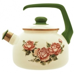 Купить Чайник со свистком Metrot Роза