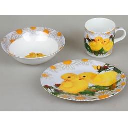 фото Набор посуды для детей Rosenberg 8793