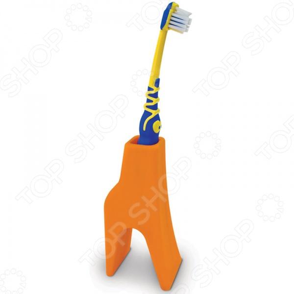 Держатель для зубной щетки J-me Giraffe j me подставка для ожерелий whale черная