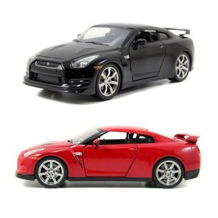 Купить Модель автомобиля 1:24 Jada Toys Nissan GT-R 2009. В ассортименте