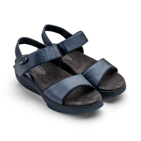 Купить Сандалии дышащие женские Walkmaxx Pure 2.0. Цвет: синий