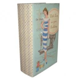 фото Книга-шкатулка Феникс-Презент «Рукодельницы»