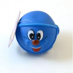фото Игрушка-мяч для собак DEZZIE «Собачья радость». Цвет: синий