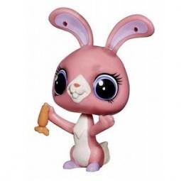 фото Игрушка-зверюшка Hasbro Littlest PetShop «Кролик Банни Рос»