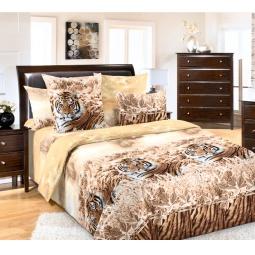 фото Комплект постельного белья Королевское Искушение с компаньоном «Хранитель». 2-спальный. Размер простыни: 220х240 см