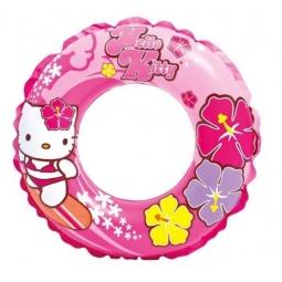 фото Круг надувной Intex Hello Kitty 56210NP