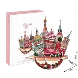 Купить Пазл 3D CubicFun «Москва»
