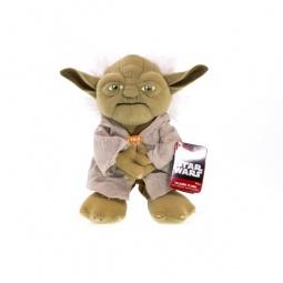 фото Мягкая игрушка со звуком Star Wars «Йода» SW02367