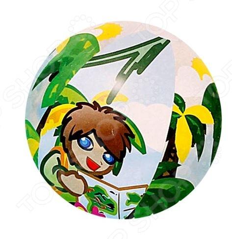 Мяч пляжный Intex 31040 Jungle Trek Intex - артикул: 620501
