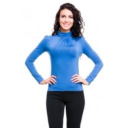 фото Водолазка Mondigo 146. Цвет: джинсовый. Размер одежды: 46