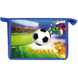 Купить Папка для тетрадей Проф-Пресс «Футбольный гол»