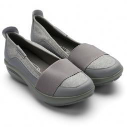 Купить Балетки спортивные Walkmaxx Comfort 2.0. Цвет: серый