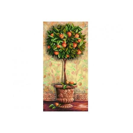 Купить Набор для рисования по номерам Schipper «Апельсиновое дерево»