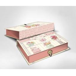 фото Шкатулка-коробка подарочная Феникс-Презент «Цветочная лавка»