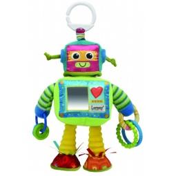 Купить Погремушка-шуршалка Lamaze Tomy «Робот Расти»